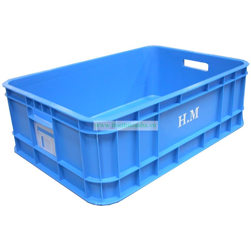 b1 Công ty sản xuất thùng nhựa công nghiệp