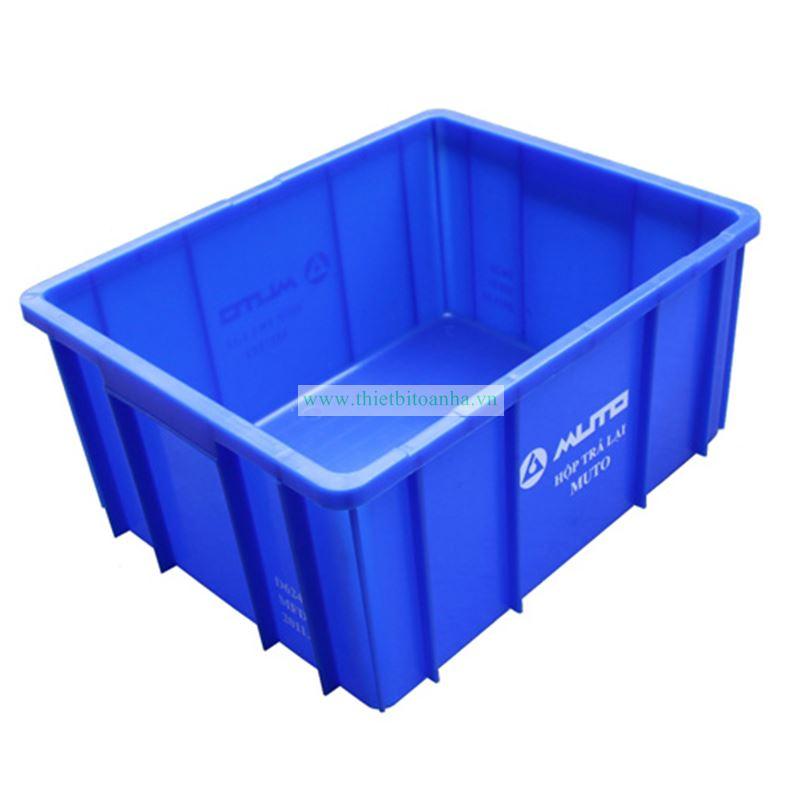 b10 Sản xuất khay nhựa công nghiệp