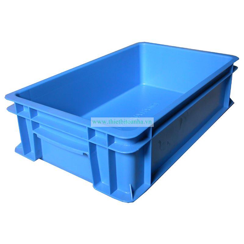 b2 Hộp nhựa đựng đồ linh kiện