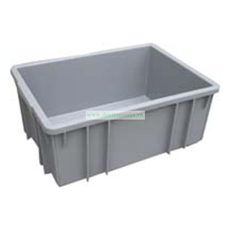 b4 Sóng nhựa đựng phụ tùng linh kiện cho nhà máy
