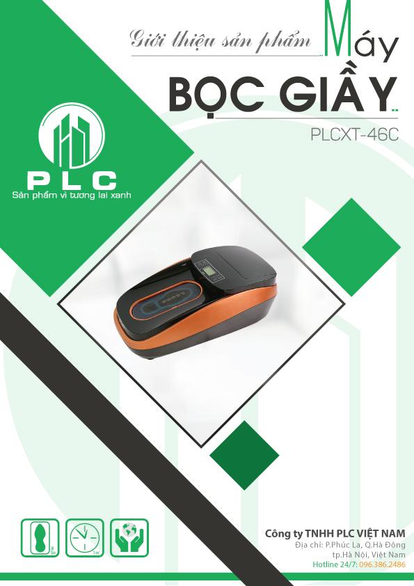trang 1 may boc giay cao cap PLCXT 46C Bán máy bọc giầy tự động tại Sài Gòn