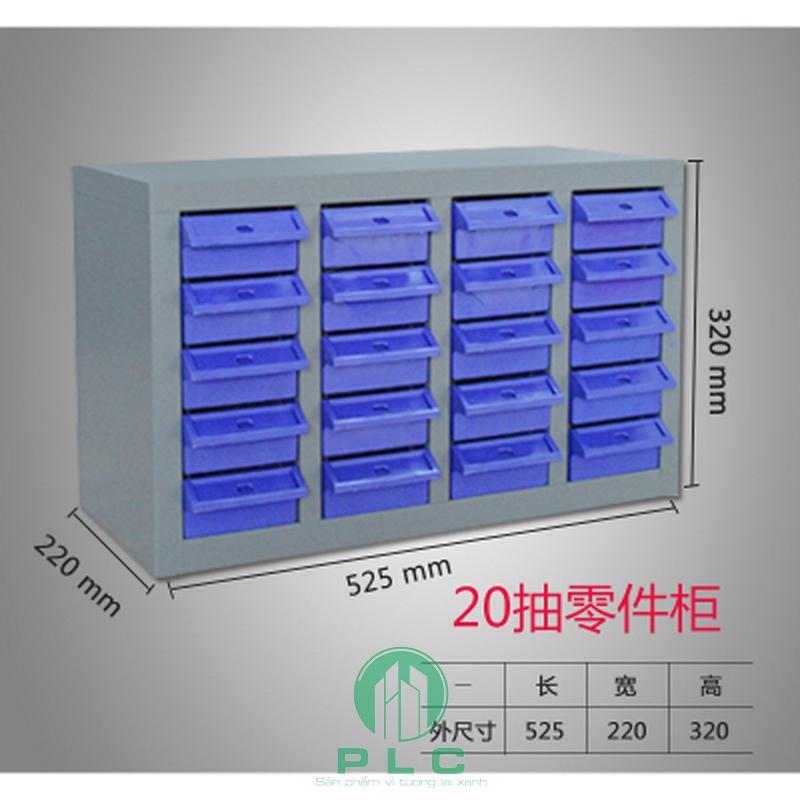 tủ đựng linh kiện 20 ngăn tudunglinhkien Tủ đựng linh kiện 20 ngăn