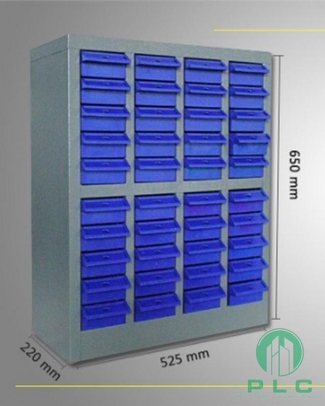 tủ 40 ngăn chống tĩnh điện Tủ đựng phụ kiện linh kiện 40 ngăn