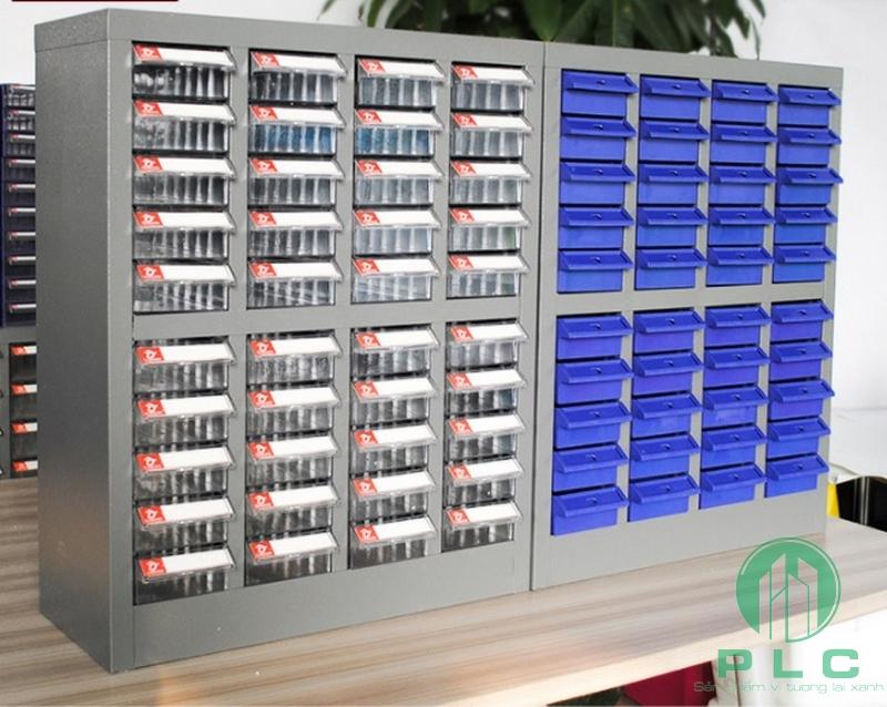 tủ 40 ngăn1 Tủ đựng phụ kiện linh kiện 40 ngăn