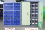 tủ linh kiện 75 ngăn 150x103 Tủ đựng linh kiện 75 ngăn