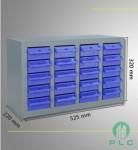 Tủ đựng linh kiện 20 ngăn chống tĩnh điện