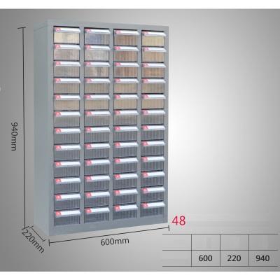 Tủ đựng linh kiện 48 ngăn Tủ đựng linh kiện 48 ngăn
