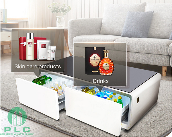 123 Smart coffee table PLC smart touch table PLC Smart touch table