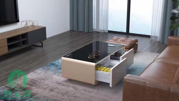z2570470487608 619f9e444eb4dd4b5cc97ef3e5e404d7 Smart coffee table PLC smart touch table PLC Bàn trà tủ lạnh tại Sài Gòn